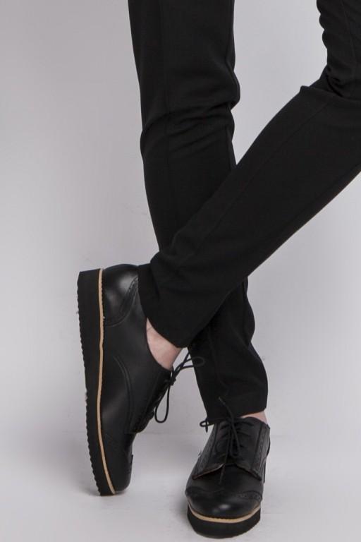 Handmade oxford shoes