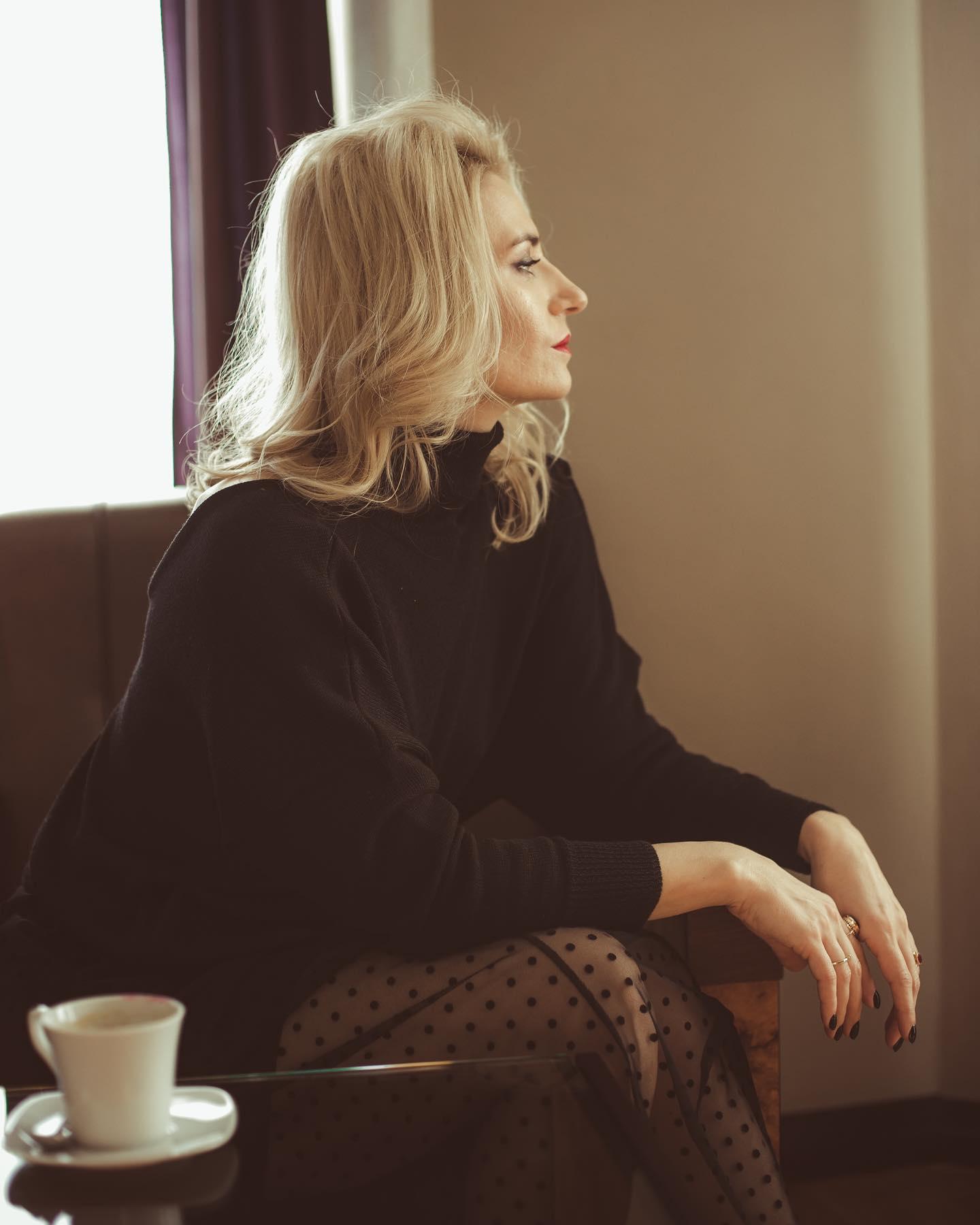 Napijesz się ze mną kawy? #Bienkovska #BienkovskSelf