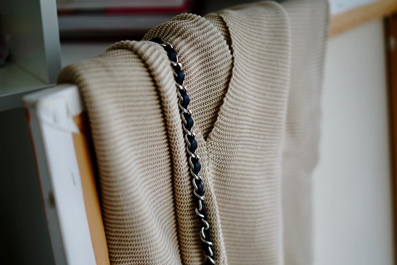 Focus on #detail 🖤 #Bienkovska #cotton #knitwear #summer #knit #natural #slowfashion ✨✨✨